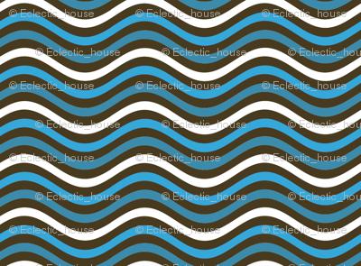 Tiny Blue Waves 12