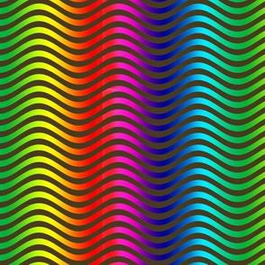 Tiny Rainbow Waves 12