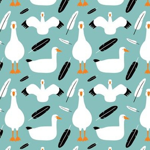 Snow Goose Pattern