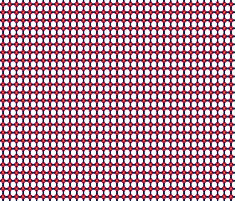 Round and Round Bermuda 2 fabric by alchemiedesign on Spoonflower - custom fabric