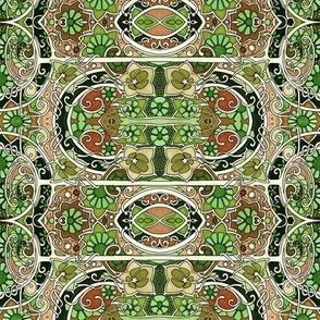 Earth Toned Garden