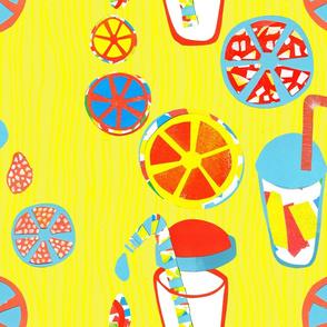 Cups & Oranges