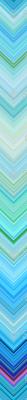 DREAM OF AN OCEAN BLUE SEA GARDEN CHEVRONS ZIG ZAG