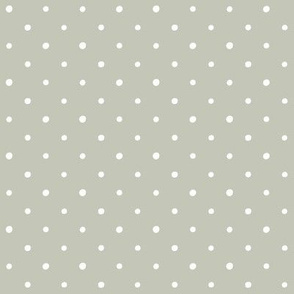 Dots on Gray