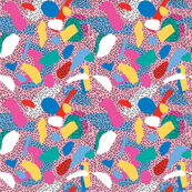 Candy Memphis Inspired Pattern 1