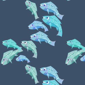 Little sardines