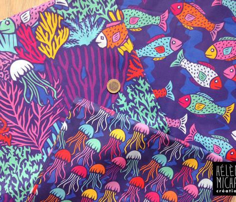 Deep sea-Fishes