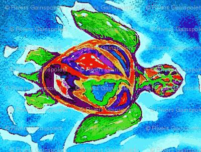 Turtles Turtles Everywhere