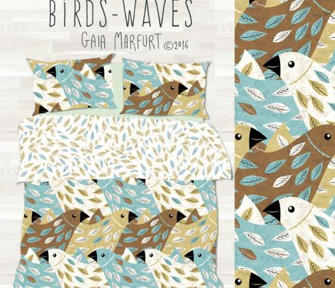 birdwaves