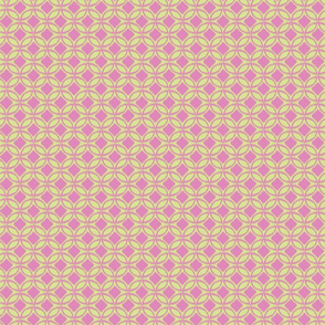 ikat pink lemonade and lime green