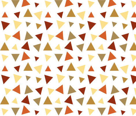 Pizza Slices fabric by kblack on Spoonflower - custom fabric