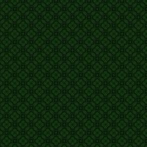 Asian Circles - Green