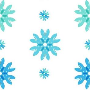 SnowBunny Blossoms