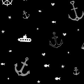Black Nautical
