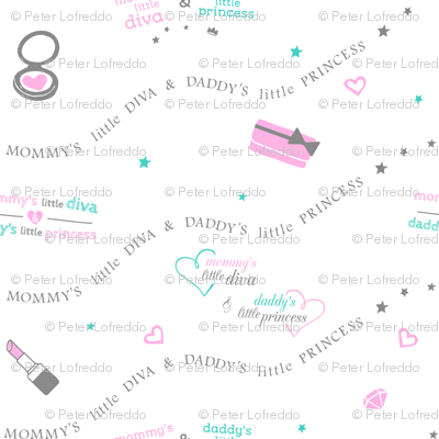 Pink Diva and Princess