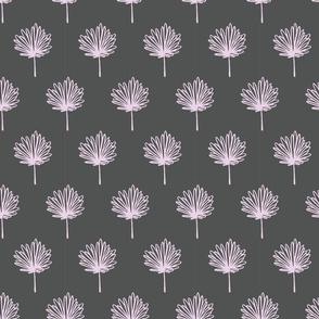 lavendar palm