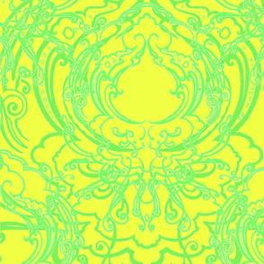Melon Key 7 Yellow