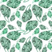 Not Enough Purses (Green)