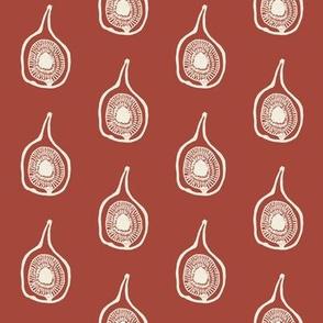 figs on terra cota