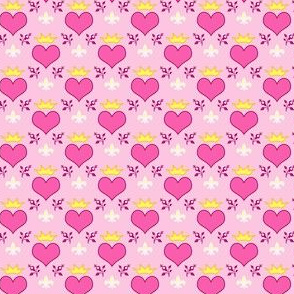 Crowned Hearts