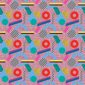 Candy Memphis Inspired Pattern 3