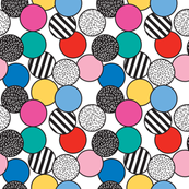 Candy Memphis Inspired Pattern 5