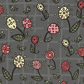 Concrete Floral
