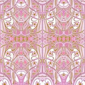 Do The Arabesque Pink