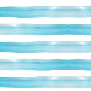 blue stripe wide