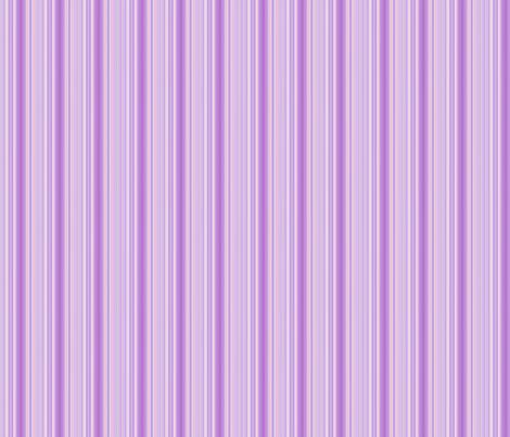 Heart_Flower_Purple_Stripe fabric by karwilbedesigns on Spoonflower - custom fabric
