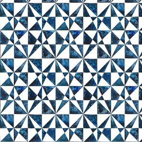 Blue Geometry I
