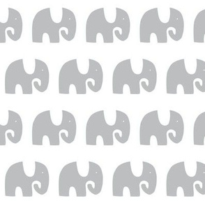 Elephant Parade - Grey