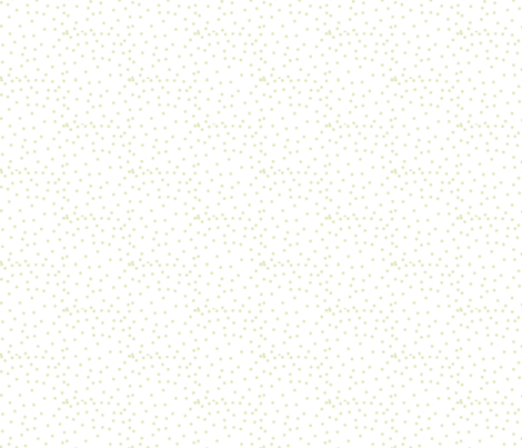 Pin Dot Speckles - Pewter on White fabric by rhondadesigns on Spoonflower - custom fabric