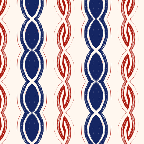 Rope Swing fabric by edjeanette on Spoonflower - custom fabric