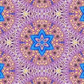 Moroccan flower