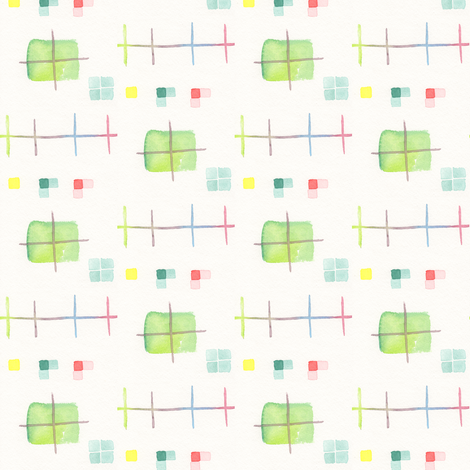 Happy Face fabric by lilafrances on Spoonflower - custom fabric