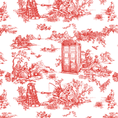 HALF SIZE toile_de_jouy_red_smaller