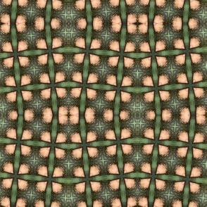 Wonky Green Weave