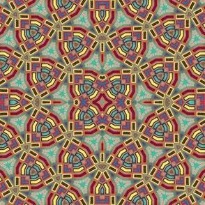Primary Kaleidoscope