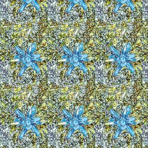 Meadow Flower Blue