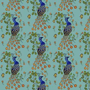 Pfau  Purdy Peacock Flagstone