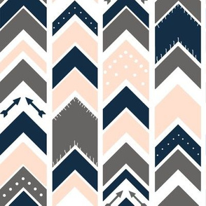 Arrows_Blush_Gray_Navy_Fringe