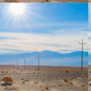 Telecoms in the desert