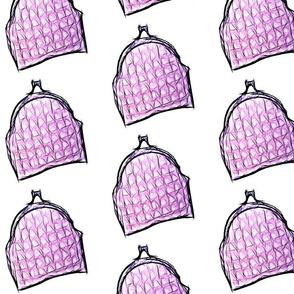 Pink Clutch