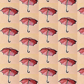 My Red Brolly