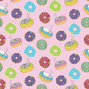 Dreaming of Donuts - Pink