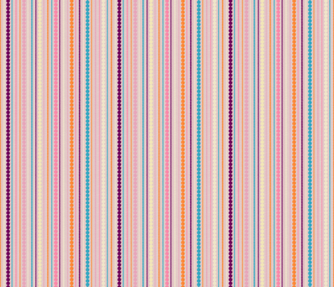 PansyStripes fabric by blairfully_made on Spoonflower - custom fabric
