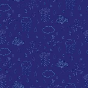 Rainy Day  - Dark