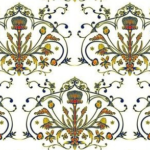Floral Damask 15