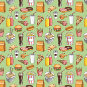 Doodle_pattern_fast_food_2
